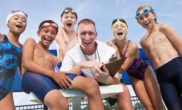 Swim Team - Columbia Athletic Club